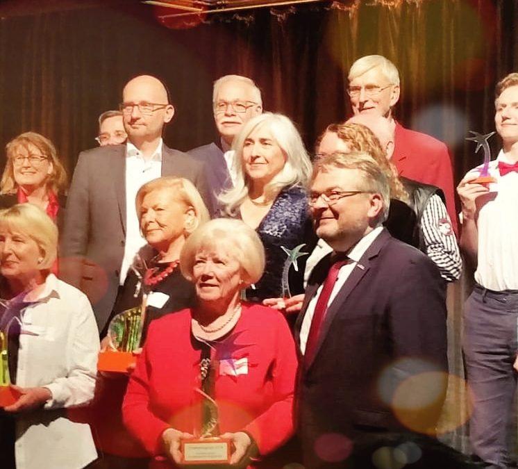 Leinestern gewonnen – Gratulation zum 1. Platz!