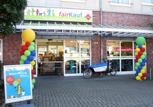 fairKauf Filiale Muehlenberg