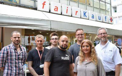 Ausbildungsstart 2019 bei fairKauf