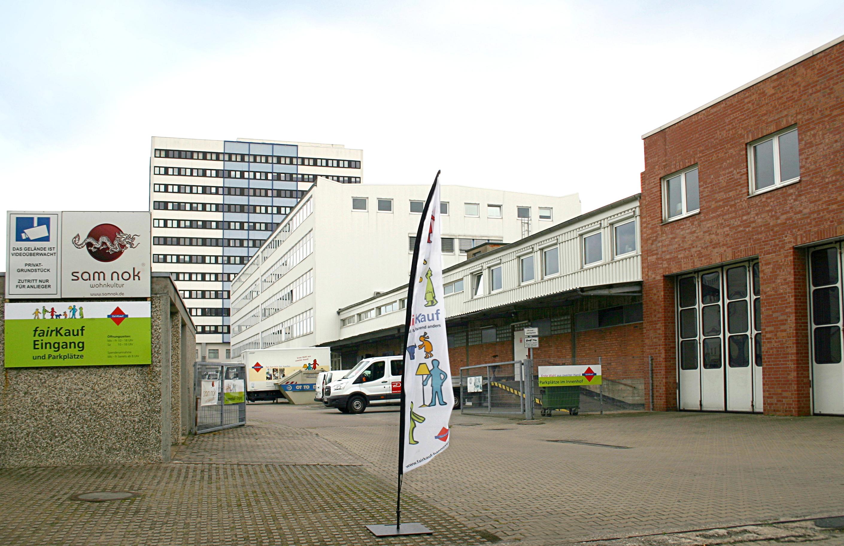 Standorte Offnungszeiten Fairkauf Hannover