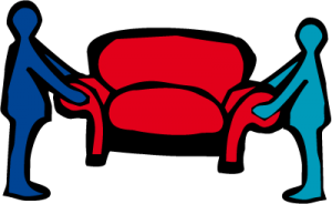 sofa-tragen